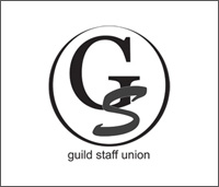 branding: Writers' Guild Staff Union